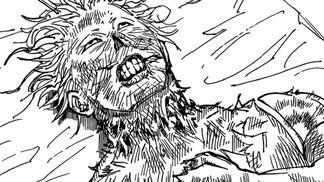Hisoka mort 2