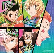 Hunter × Hunter (2011) Original Soundtrack 1