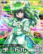 HxH Battle Collection Card (1340)