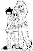 Gon kiru zushi