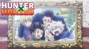 Hunter X Hunter - Ending 6 Hyori Ittai