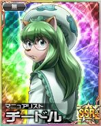 HxH Battle Collection Card (1133)