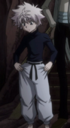 79 - Killua's NGL attire