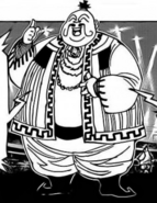 Chap 340 - Nasubi's appearance