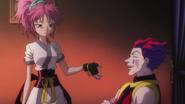 Hisoka & Machi