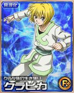 Kurapika card 15