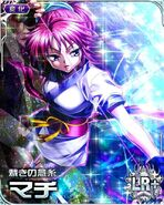 HxH Battle Collection Card (1301)