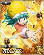HxH Battle Collection Card (103)