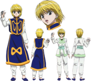 Kurapika Yorknew City Design