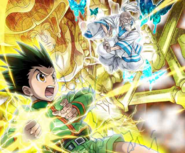 HxH Battle Collection Card (618)
