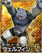 HxH Battle Collection Card (124)
