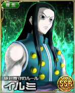 HxH Battle Collection Card (682)