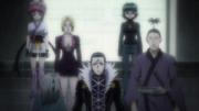La Brigada Fantasma va tras Kurapika