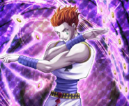 HxH Battle Collection Card (386)