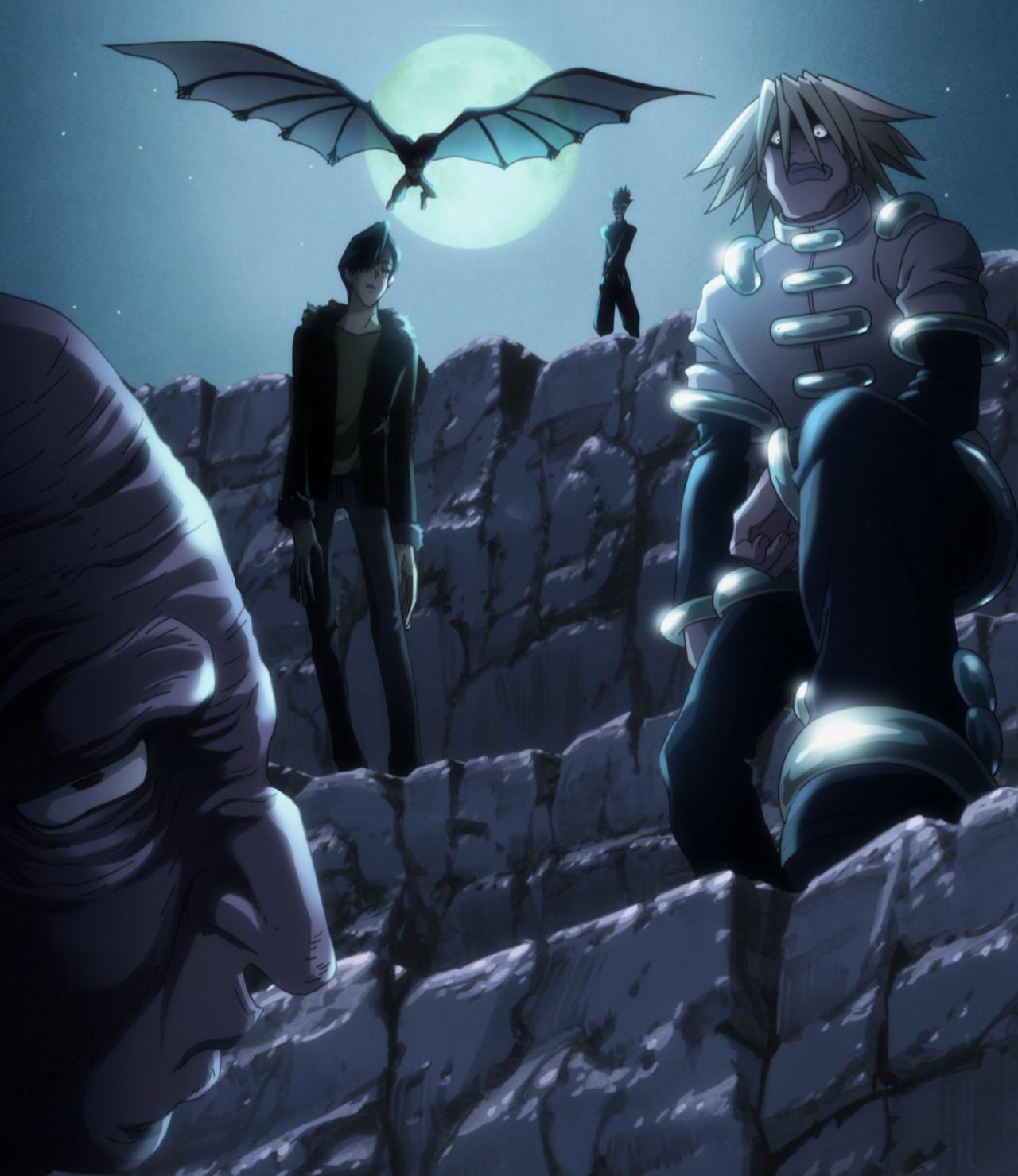 Kết quả hình ảnh cho Shadow Beasts hunter x hunter
