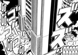 Cemetary Building Manga