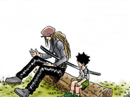 Chap 07 - Kite and young Gon