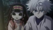 Killua and Nanika - 143