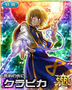 Kurapika card - kira ver 01