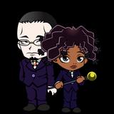 Gotoh & Canary Chibi