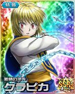 HxH Battle Collection Card (1084)