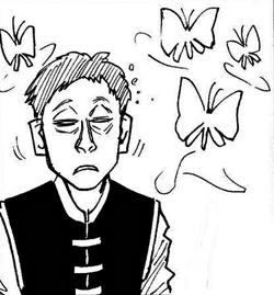 Hypnotic Butterflies Manga