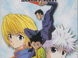 List of Hunter × Hunter Video Games