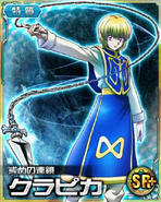 Kurapika Card 125(plus)