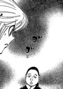 Chap 365 - Shimano and Kurapika