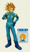 Ohgyu design (H×H-RyumyakuNoSaidan-PS2-booklet)