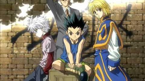 Hunter X Hunter OVA Opening 1 Pale Ale full
