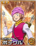 HxH Battle Collection Card (565)