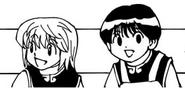 Special 2- Kurapika and Pairo say thank you