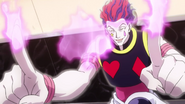 29 - Hisoka's normal aura