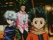 2nd opening gon killua leorio