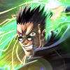 Leorio Nen Battle Portrait