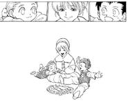 Haruna, Kurt, and Reina