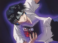 Chrollo defends himself
