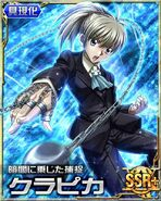 HxH Battle Collection Card (168)