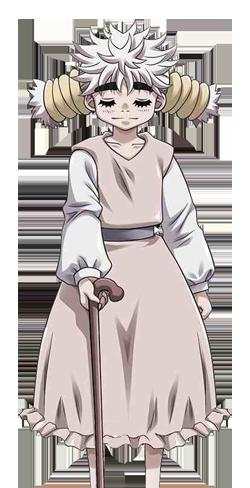 Komugi face