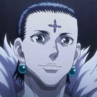 Chrollo Portrait