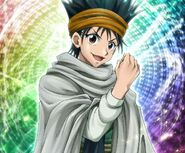 HxH Battle Collection Card (450)