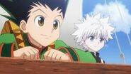 Gon and Killua - Ep 38