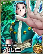HxH Battle Collection Card (1159)