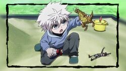 Young Killua 2