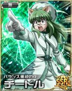 HxH Battle Collection Card (1006)