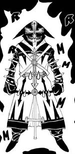 Chap 229 - Feitan's armor