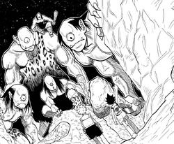 Cyclops Manga