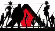Hunters Association silhouette