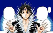 Kuroro Convert Hands